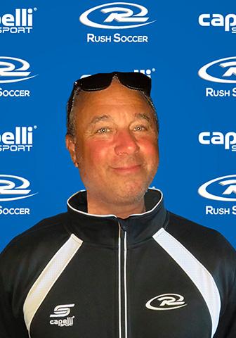 Gary Ritter Headshot