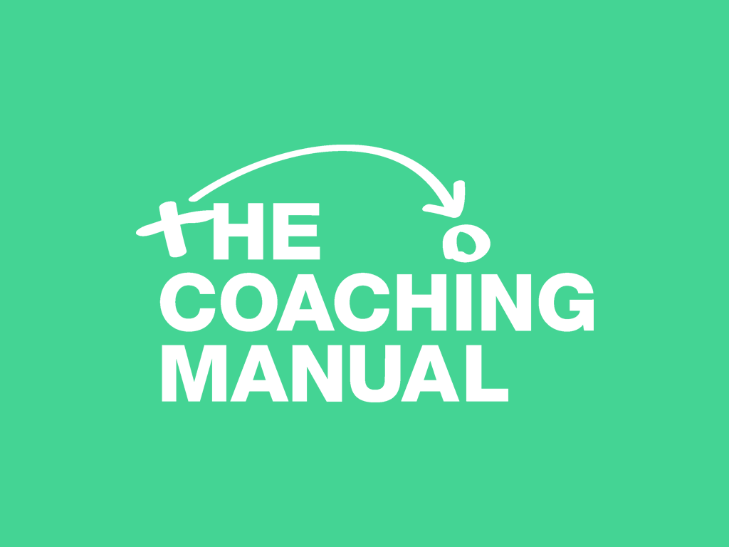 The coaching manual logo