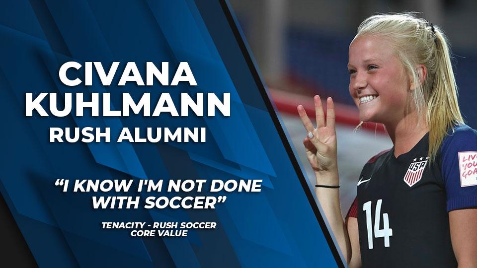 Civana Kuhlmann player feature